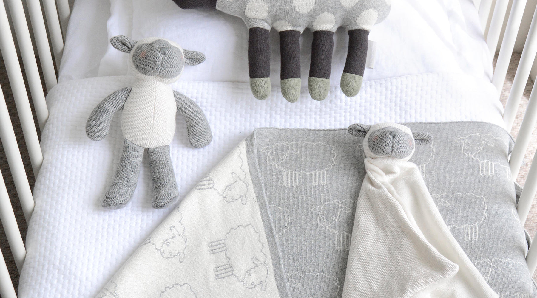Baby Blankets by Sophie Allport