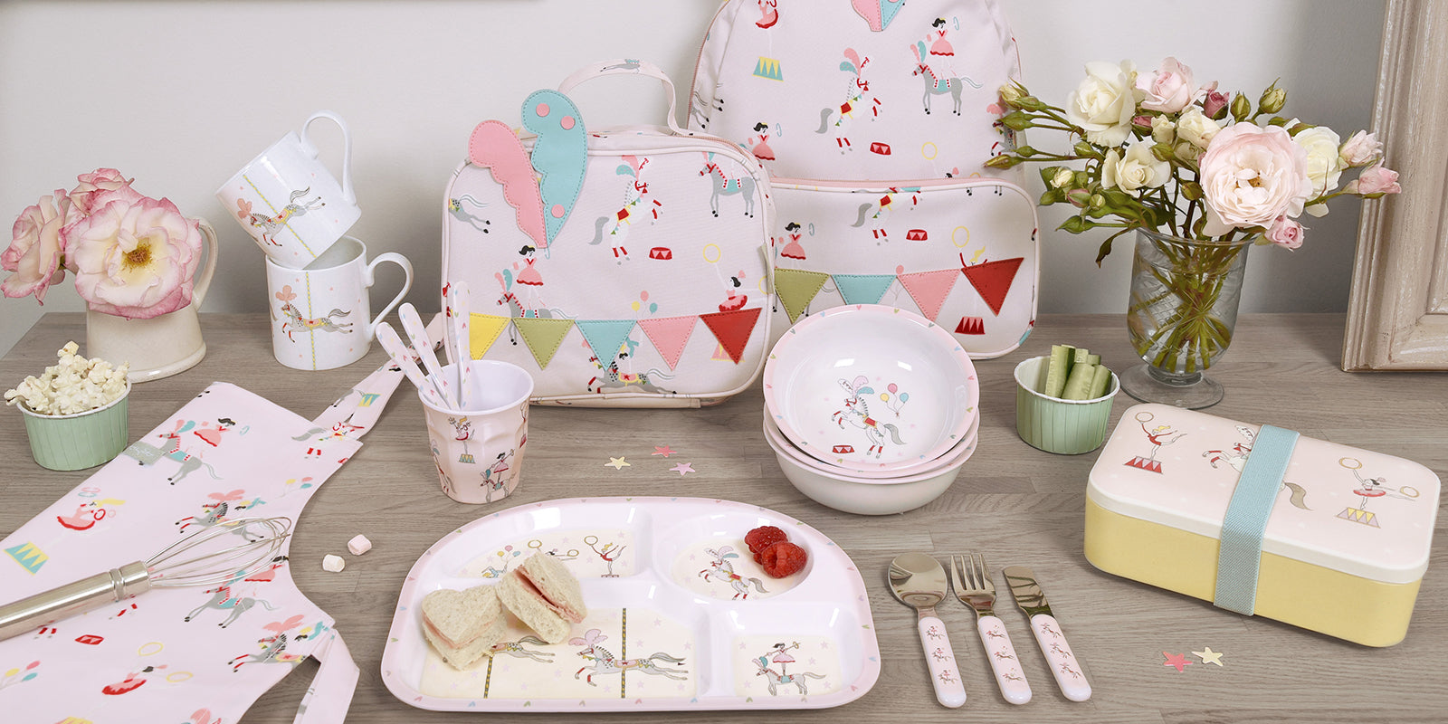 Kid's homewares and accessories by Sophie Allport