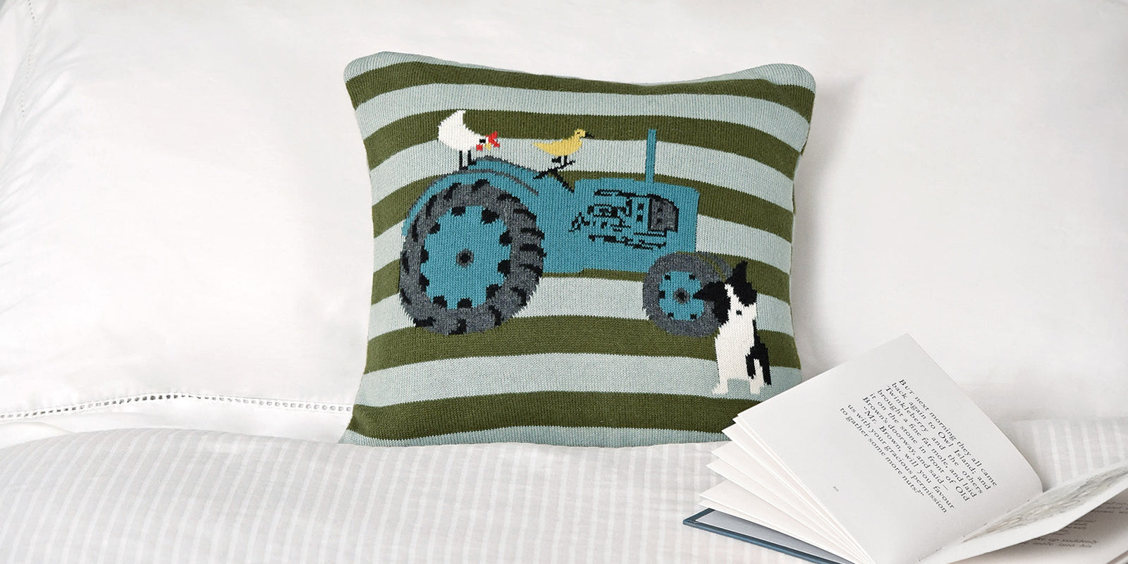 Kids Cushions by Sophie Allport