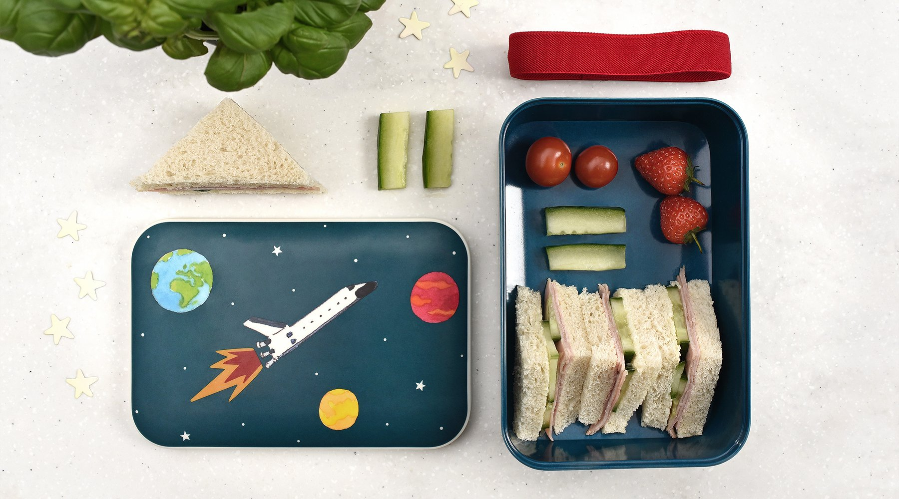 Kids Lunch Bags by Sophie Allport