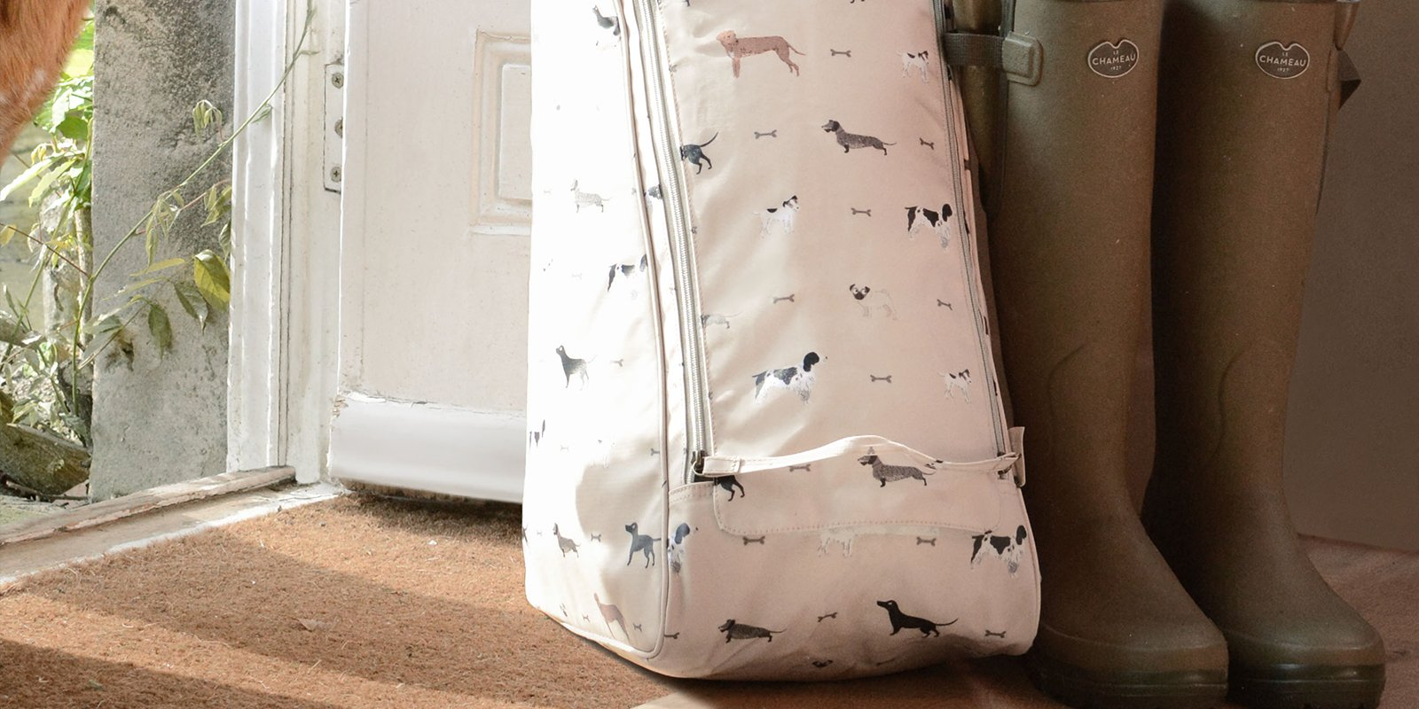 Boot Bags by Sophie Allport