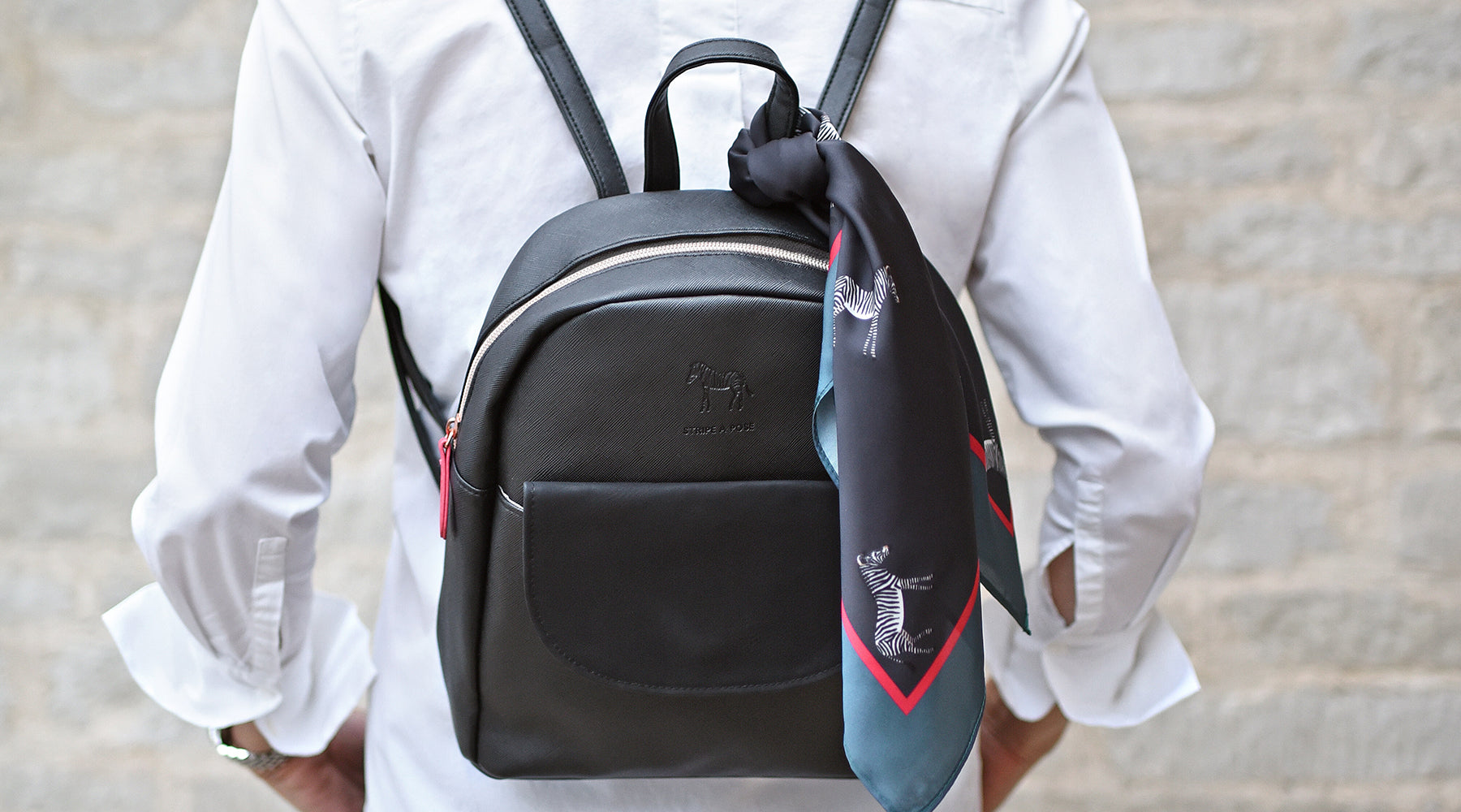 Fashionable, functional backpacks & rucksacks by Sophie Allport
