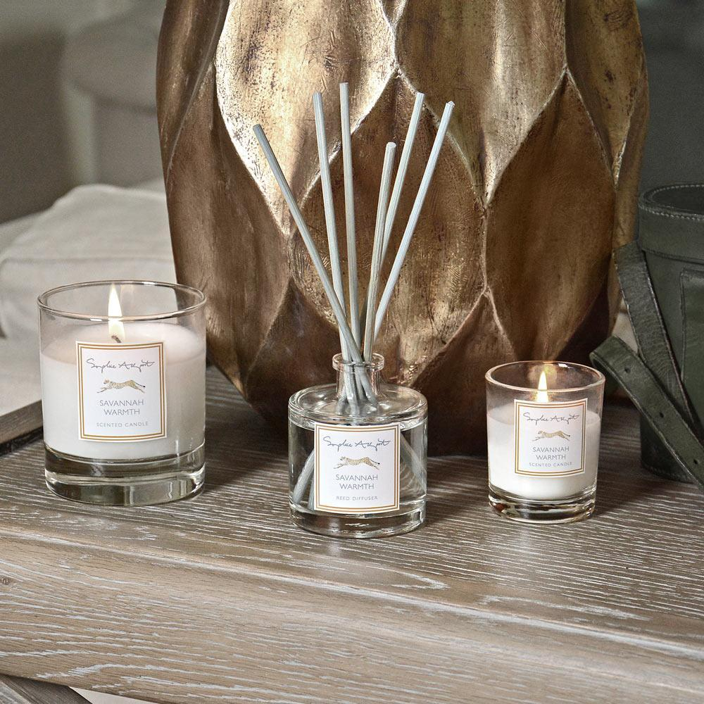 Home Fragrance and Scents by Sophie Allport