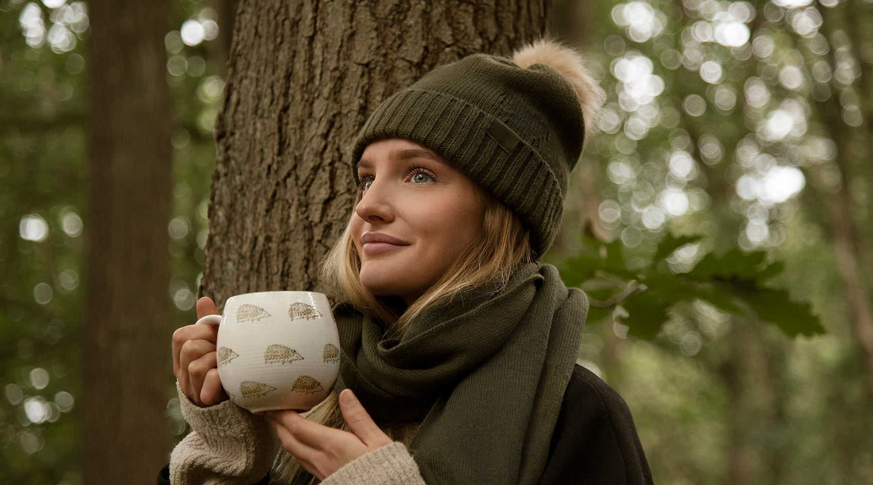 Shop hats & scarves by Sophie Allport