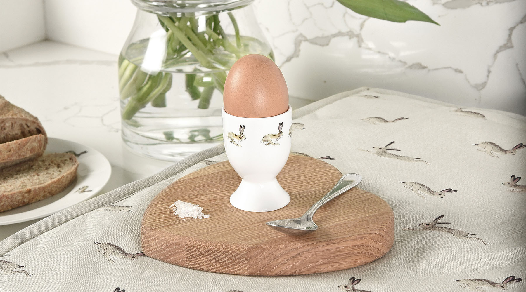 Egg Cups & Egg Plates