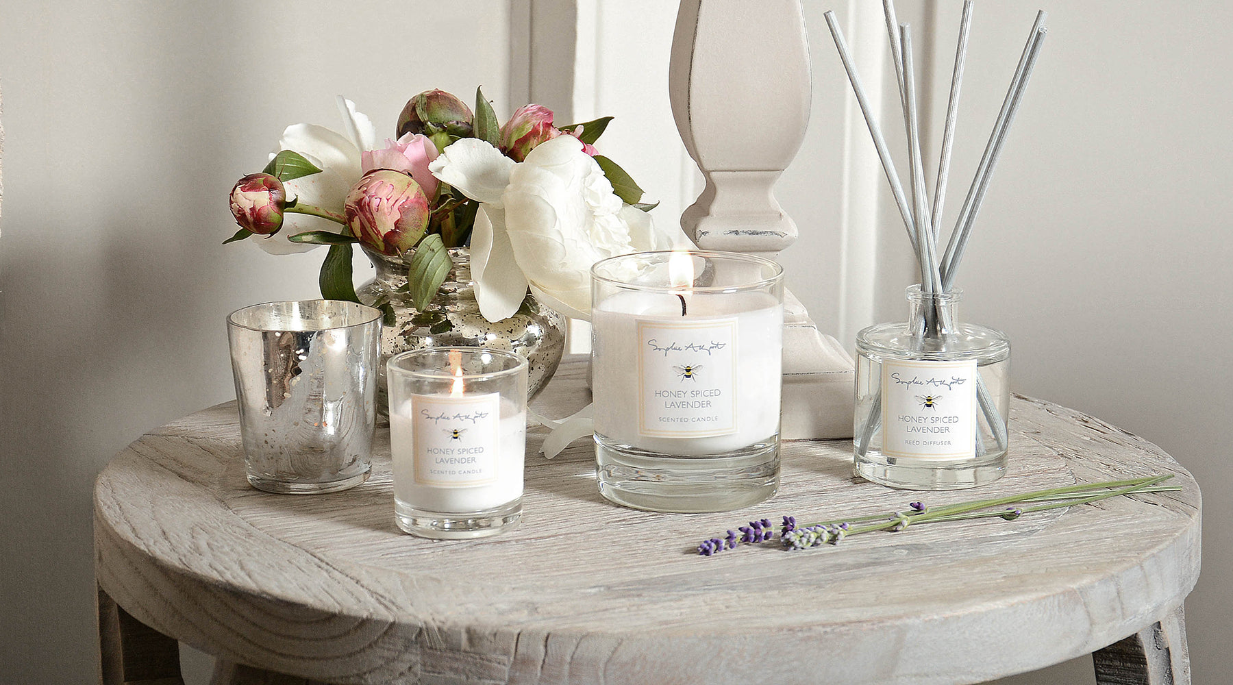 Home Fragrance and Candles by Sophie Allport