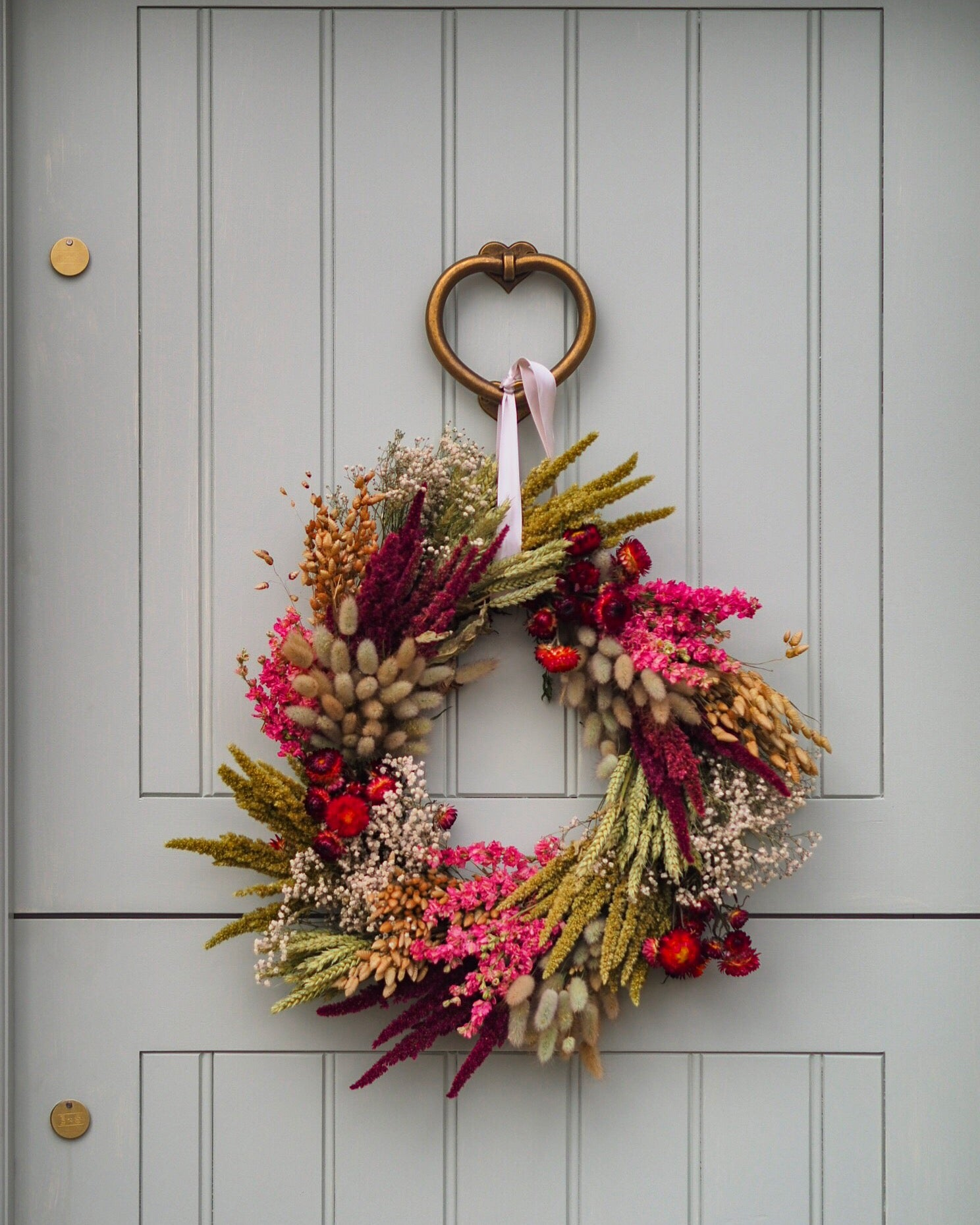 Autumnal Wreath with Laura-Ann