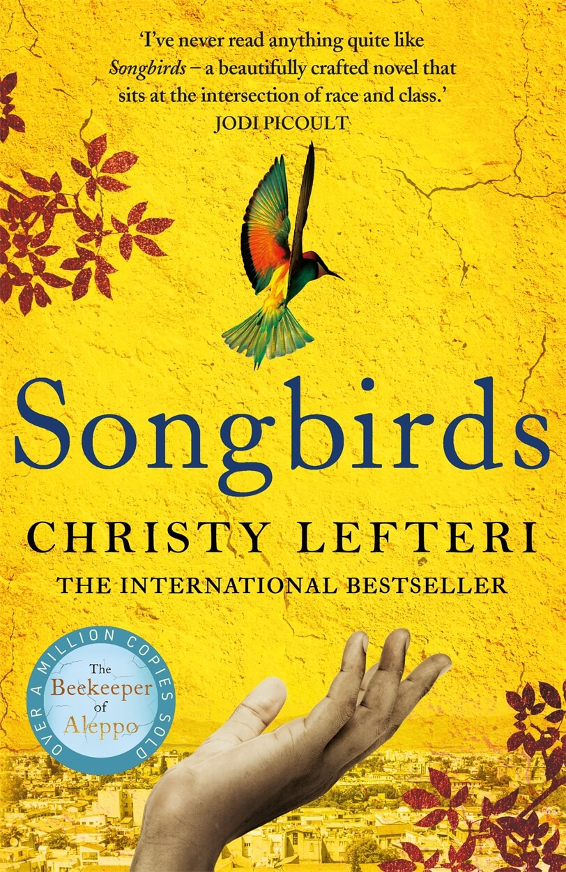 Q&A with Author Christy Lefteri