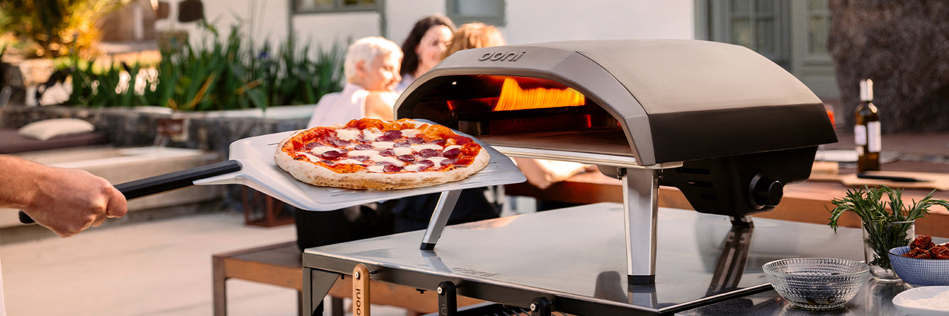 Sophie Allport competition - Ooni Pizza Oven