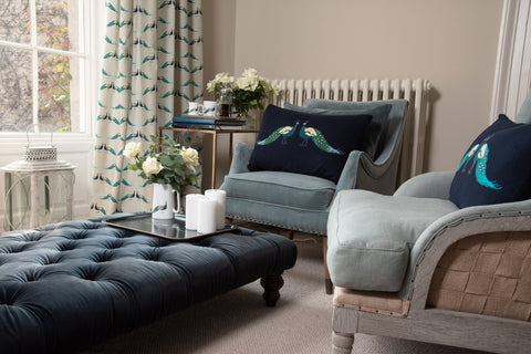living room decor ideas by Sophie Allport