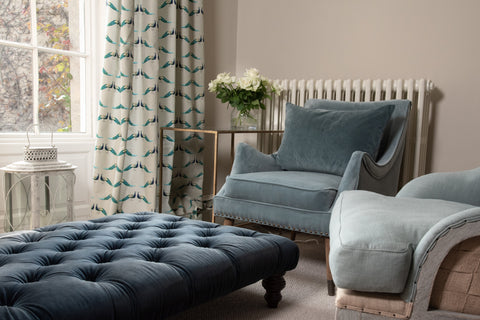 styling a room by Sophie Allport