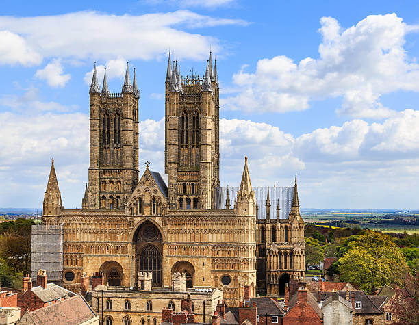 New Collection Collaboration With Lincoln Cathedral
