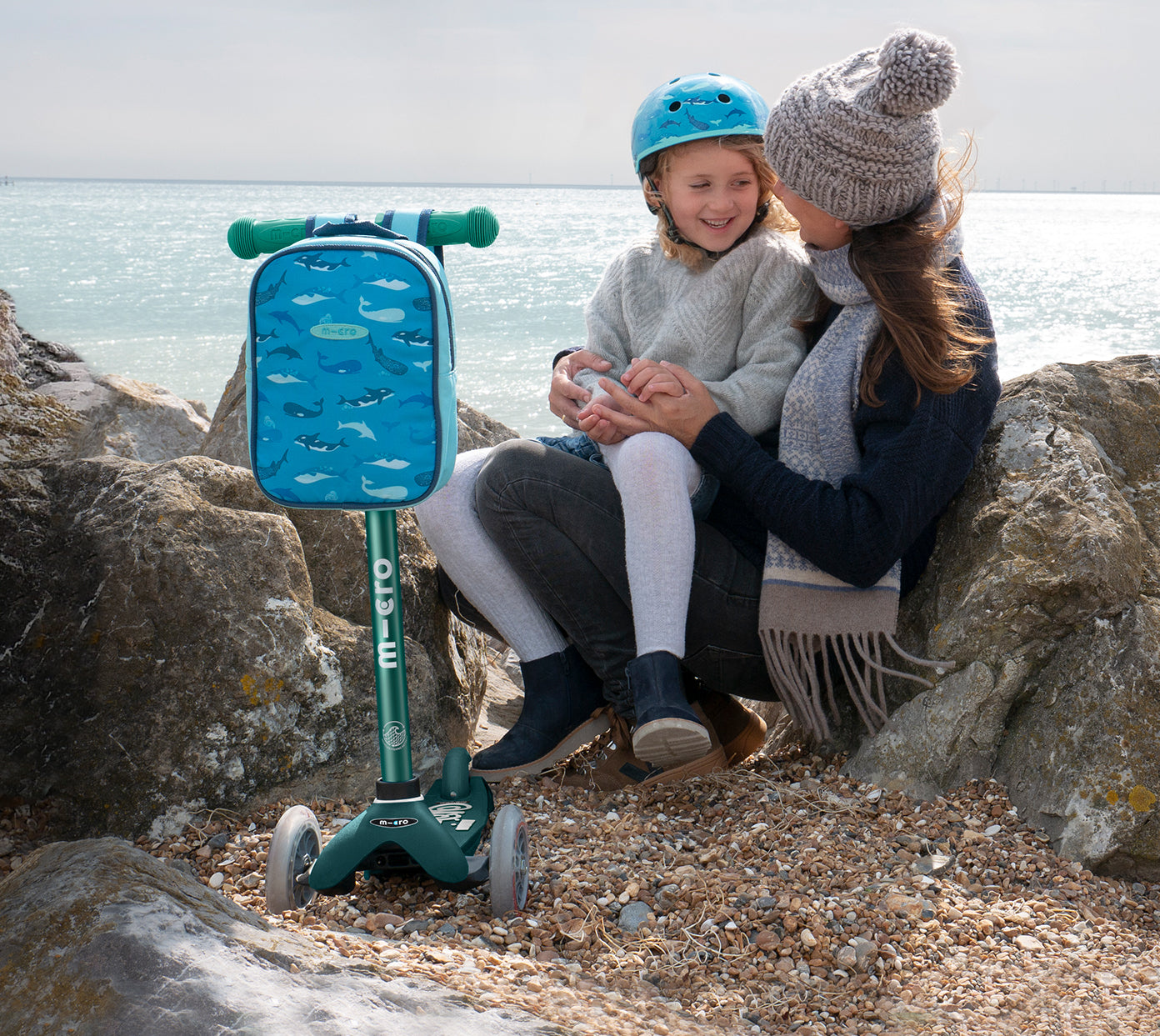 Win a set of scooters for the whole family worth £1000