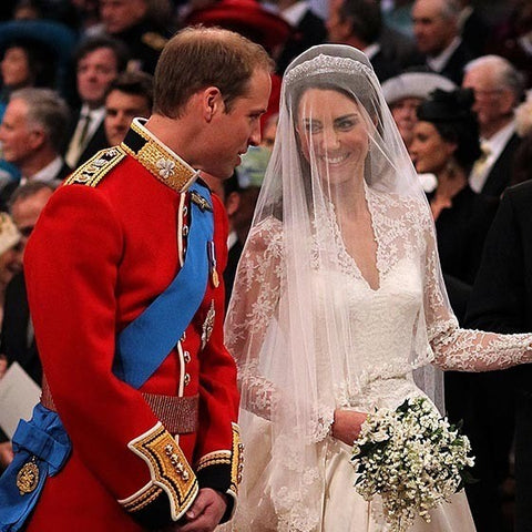 Celebrating the British Royal family in 2016 - Kate & Wills wedding anniversary