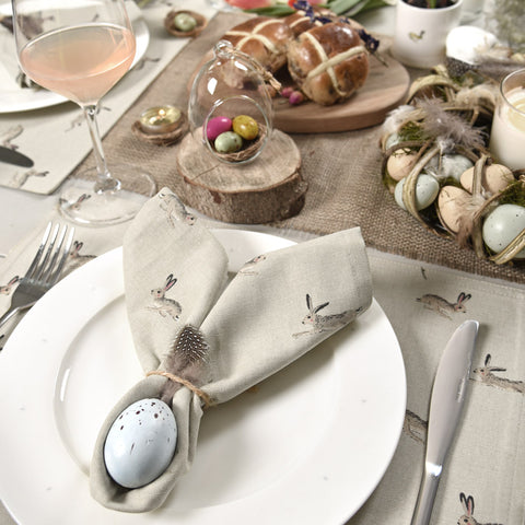 What to eat for Easter lunch - Easter table decorations