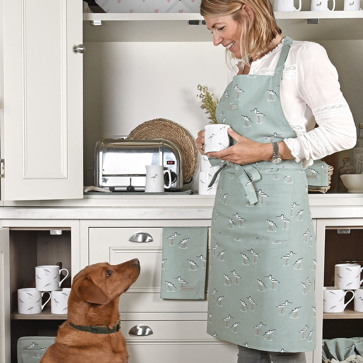 Baing Aprons for Cooking by Sophie Allport