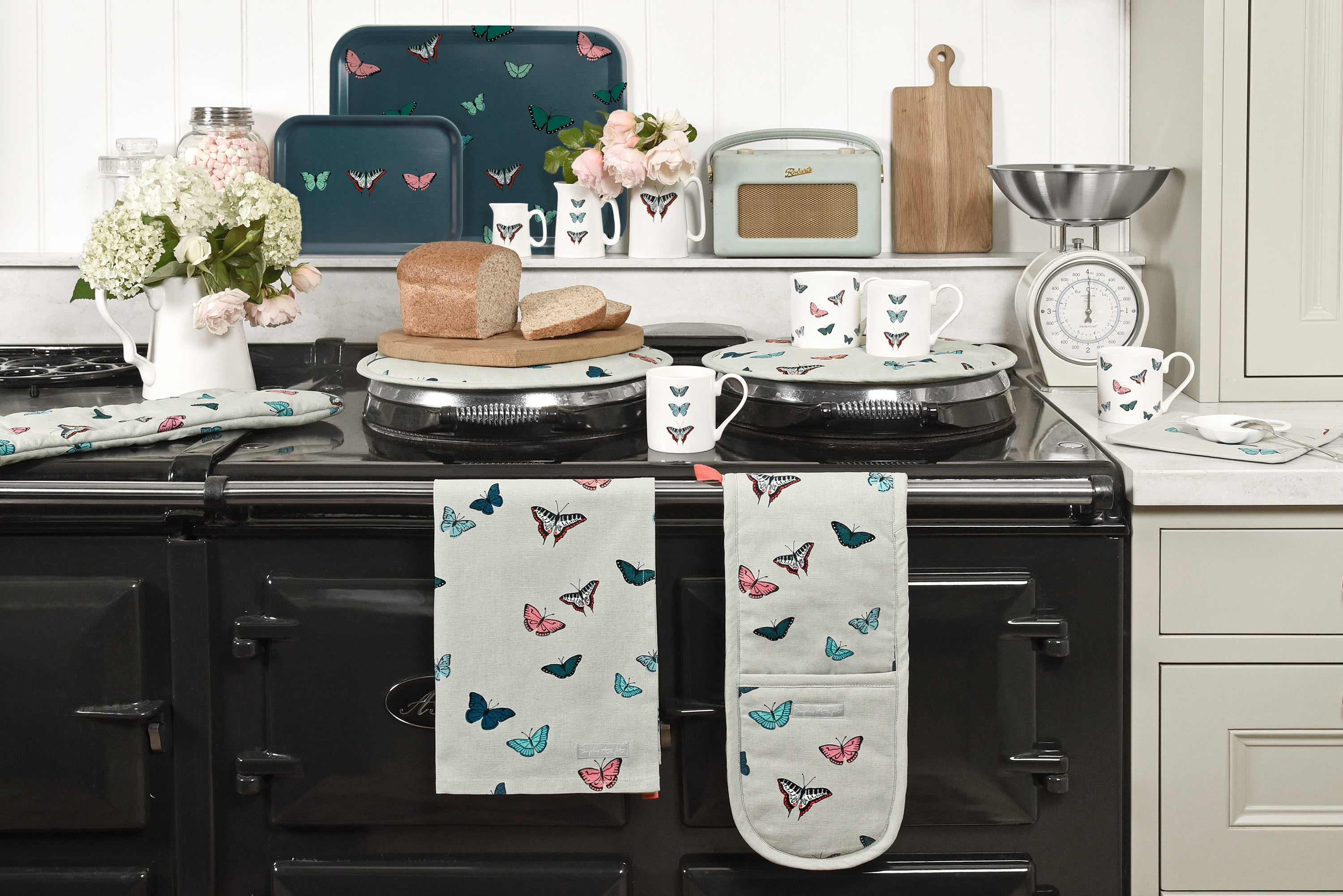 Butterflies collection by Sophie Allport