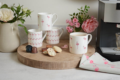 Sophie Allport Flamingo collection in the shop
