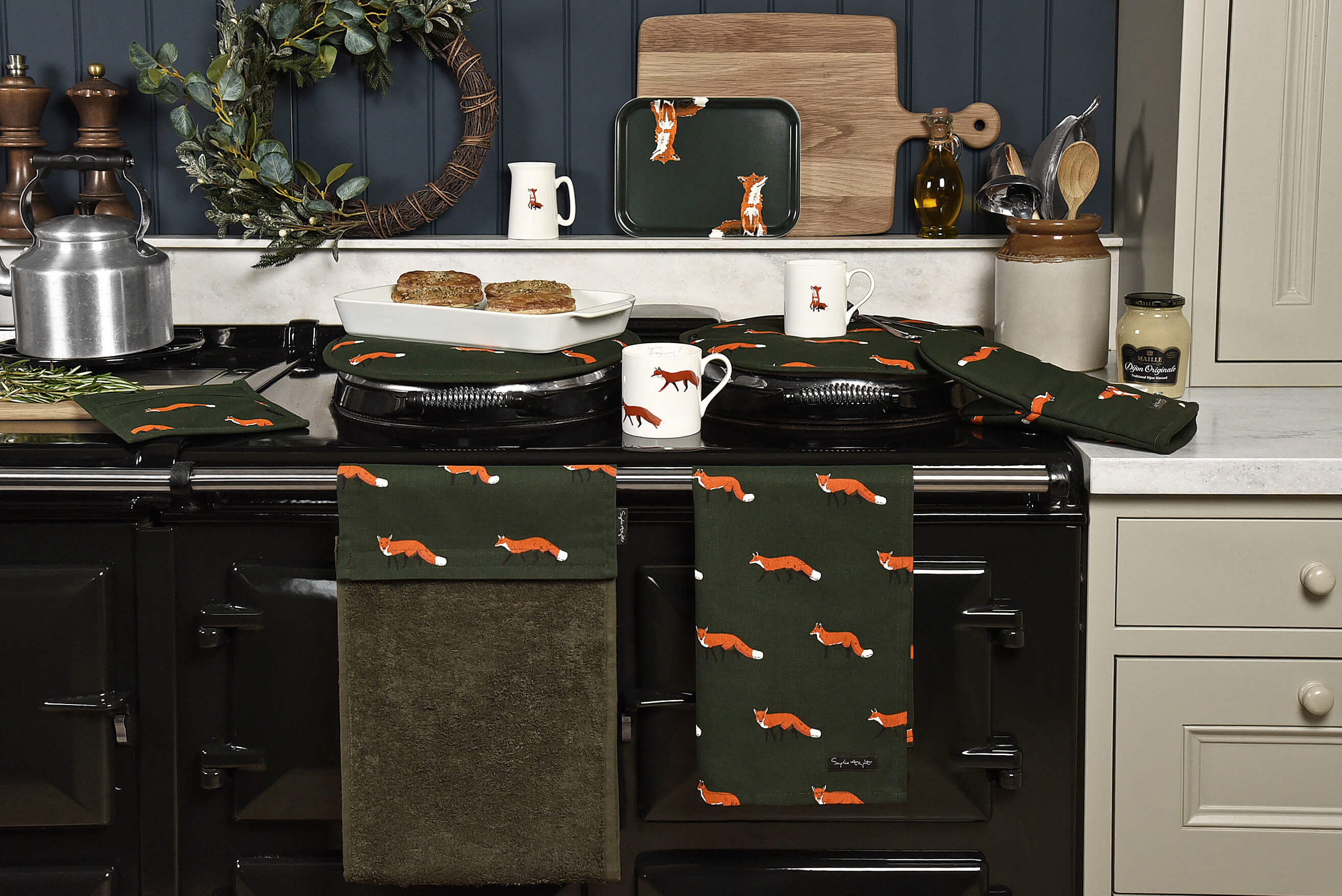 Foxes Collection by Sophie Allport
