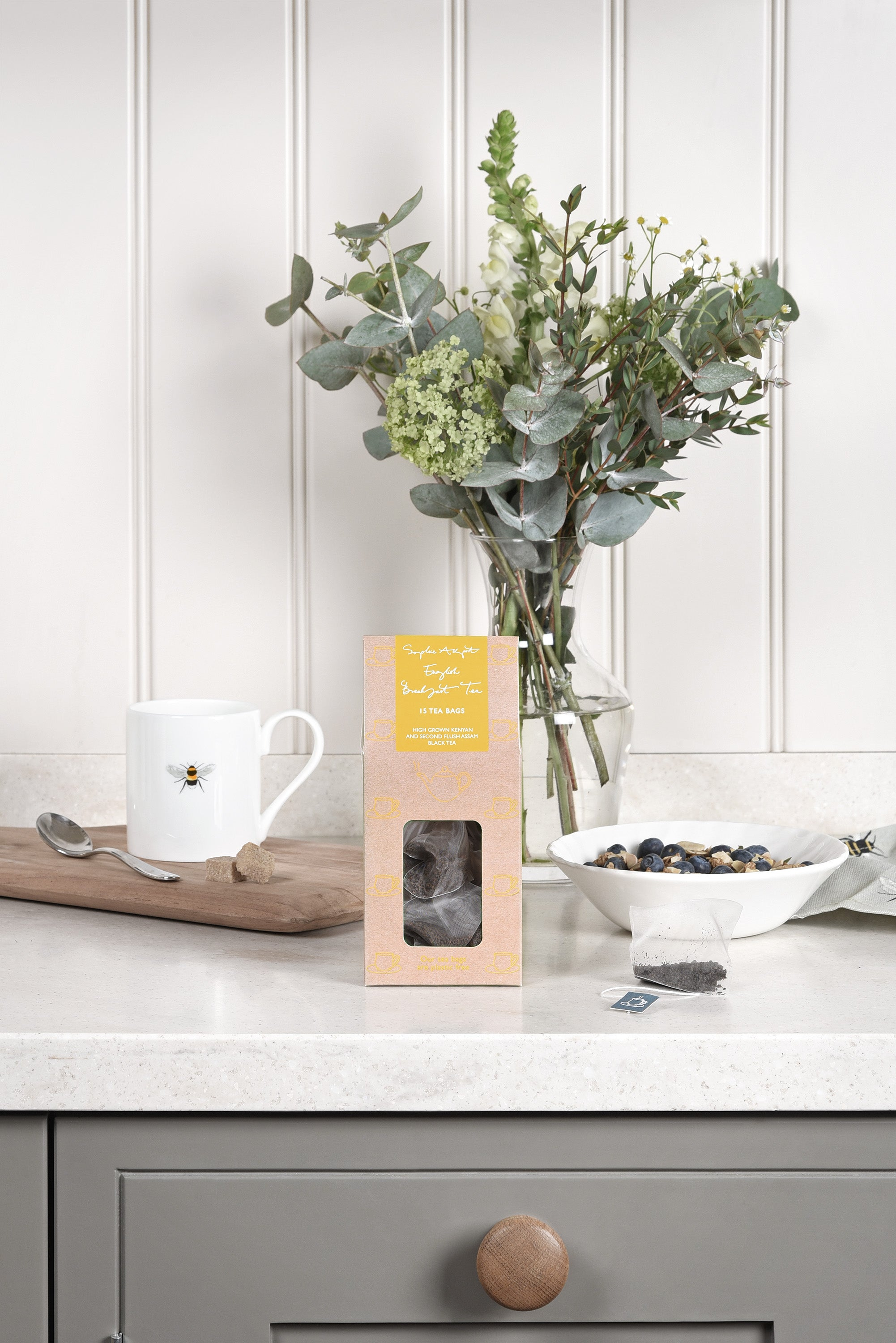 10 tea tips for the perfect cup by Sophie Allport