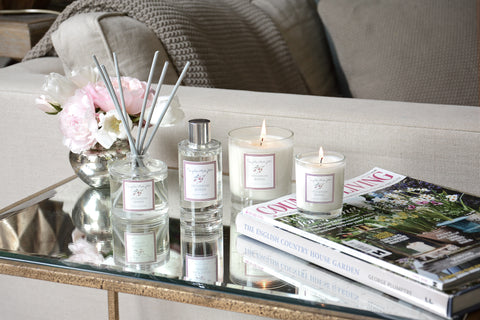 Home fragrance in the Stamford shop