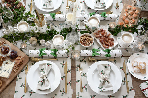 Sophie Allport Christmas table tips