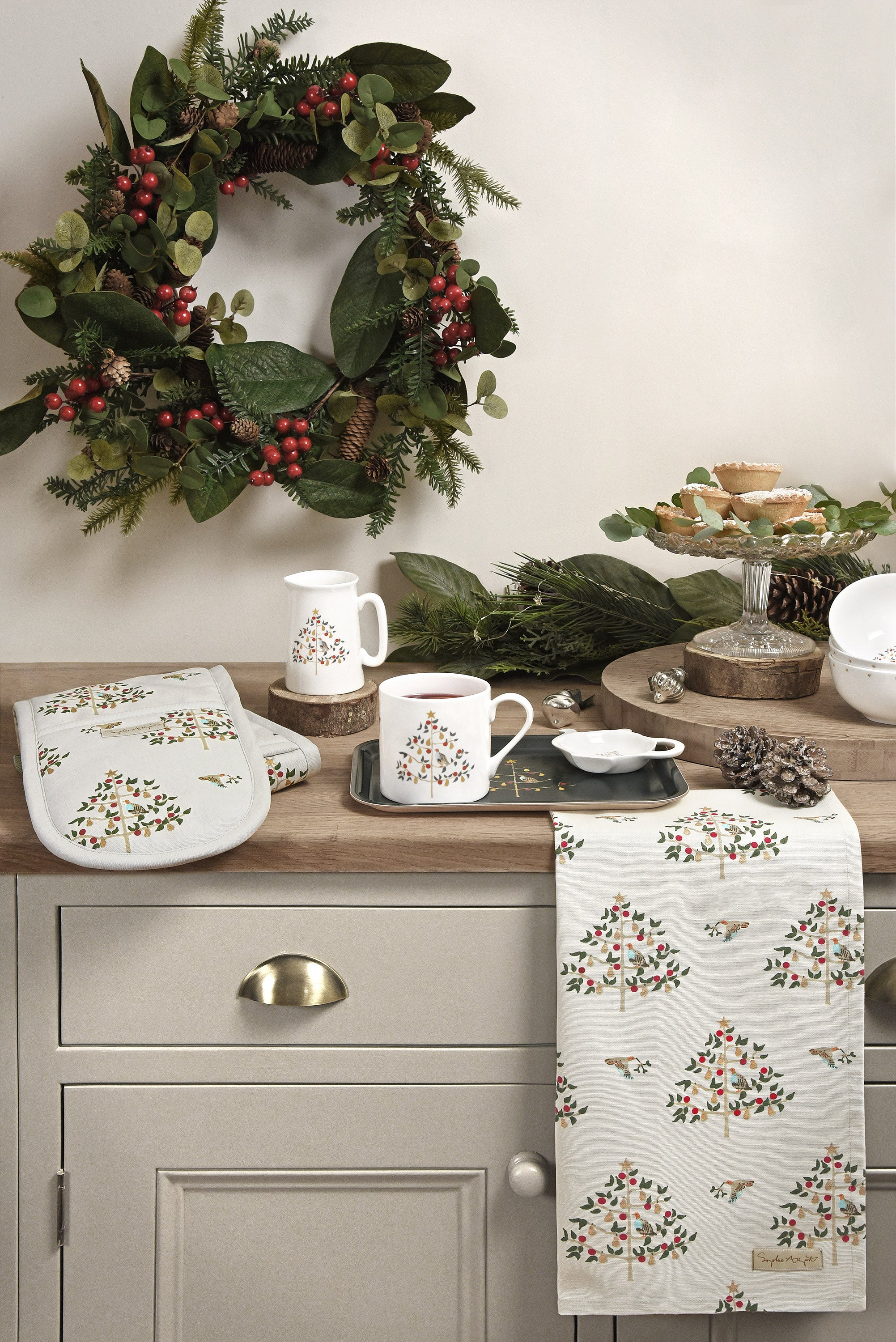 The Story Behind The 12 Days Of Christmas Sophie Allport