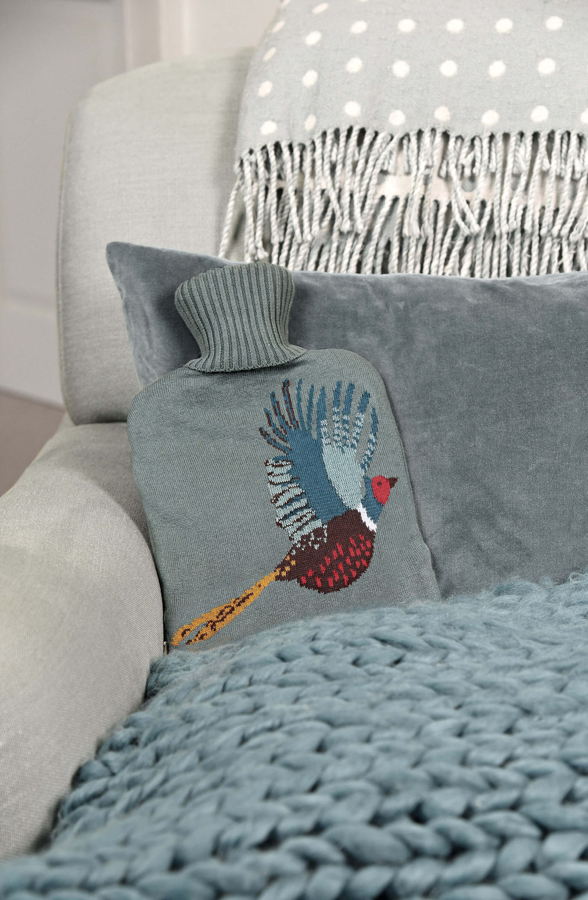 Pheasant Collections by Sophie Allport