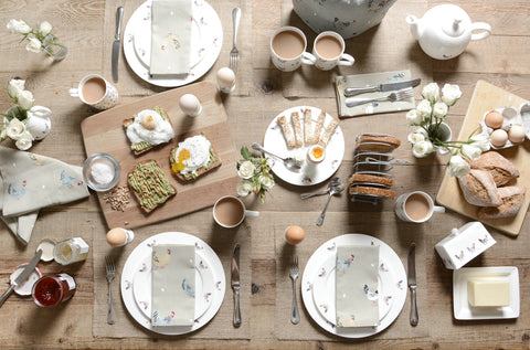 Breakfast week with Sophie Allport