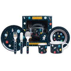 Space melamine set