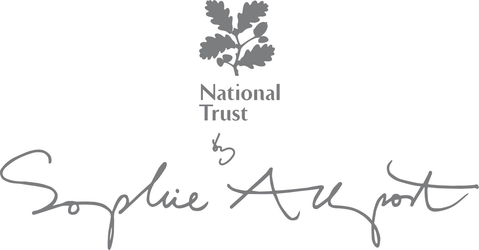 National Trust by Sophie Allport Logo