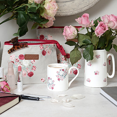 New Sophie Allport Peony Collection