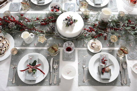 Sophie Allport festive table setting