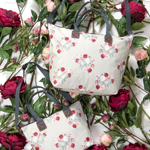 Peony facts by Sophie Allport