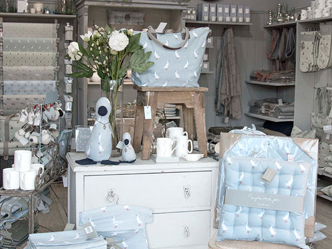 Sophie Allport Lanftoft Showroom & Seconds Shop