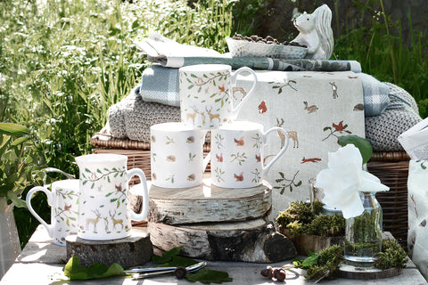 National Trust and Sophie Allport Collaboration