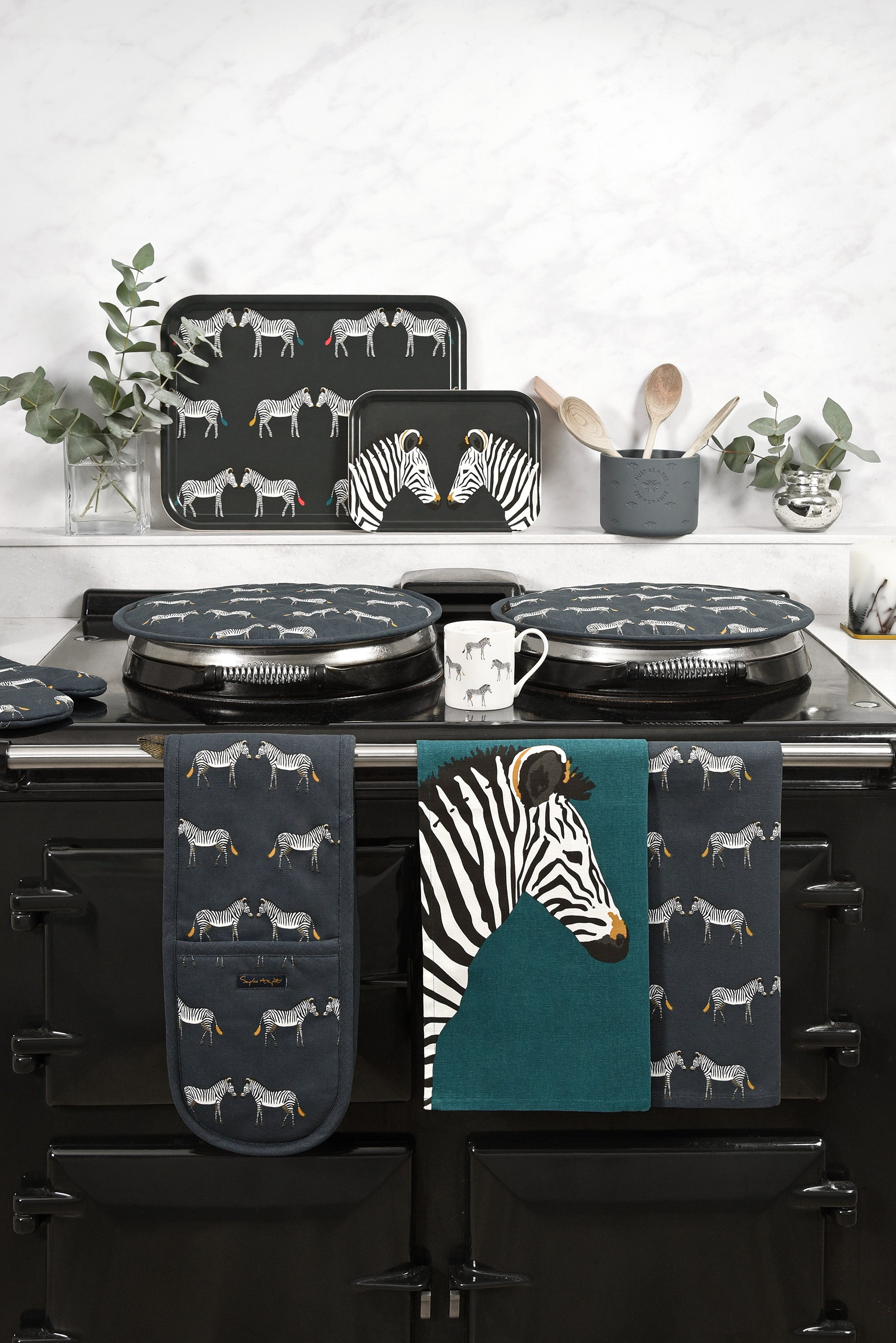 Zebra Collection by Sophie Allport