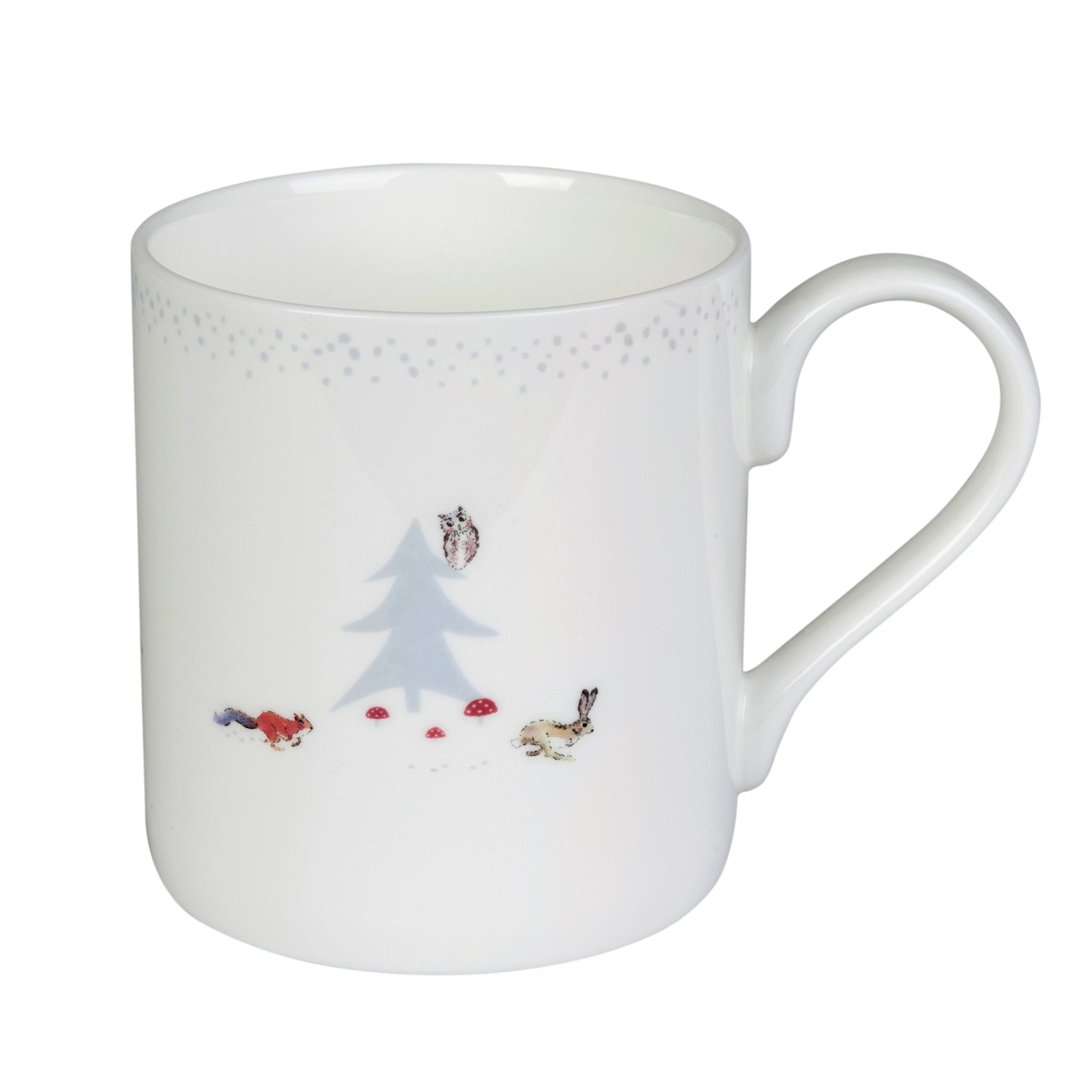 Winter Woodland Solo Mug