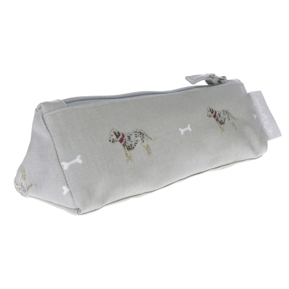 Terrier Oilcloth Accessory Case