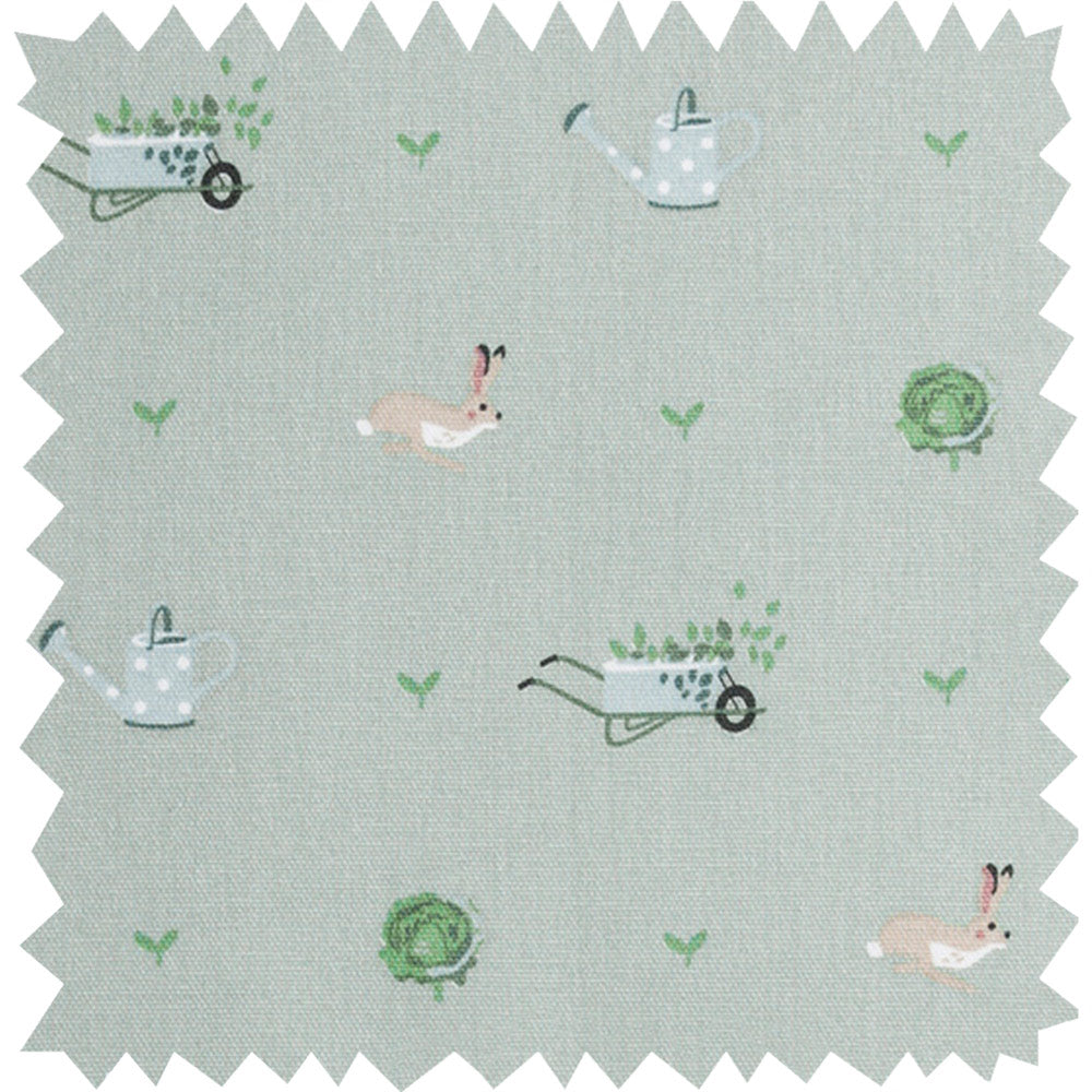 Gardening Fabric Sample