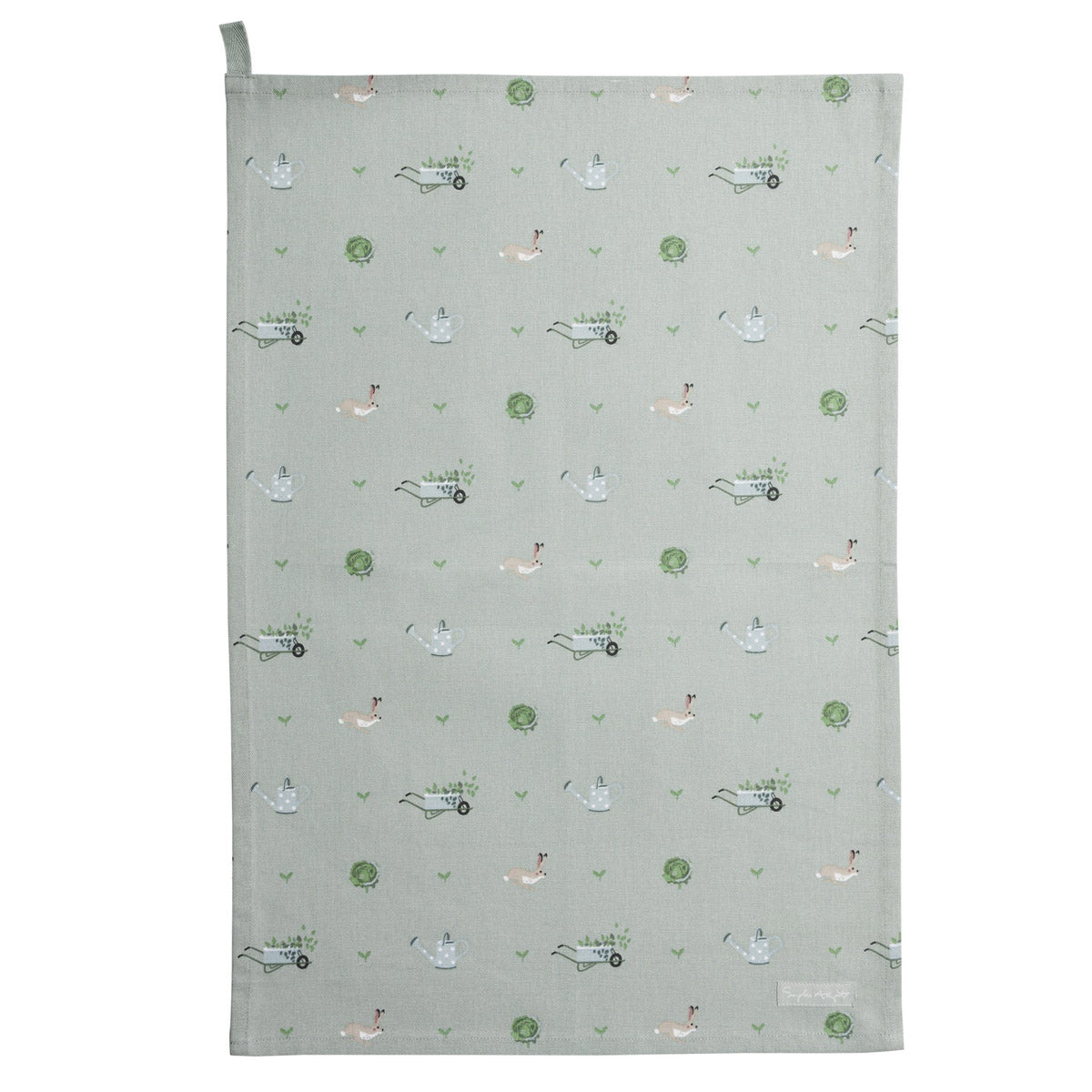 Gardening Tea Towel