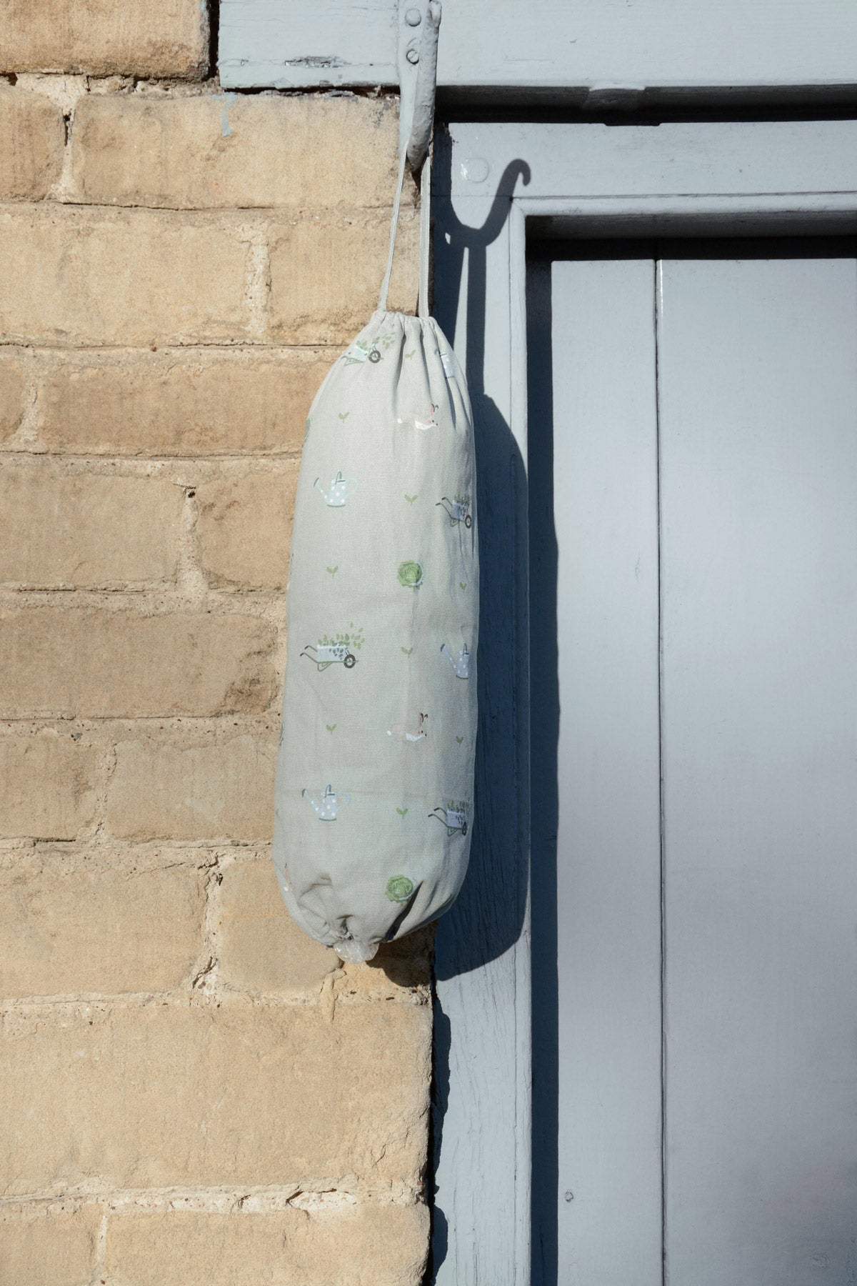 Gardening Carrier Bag Holder