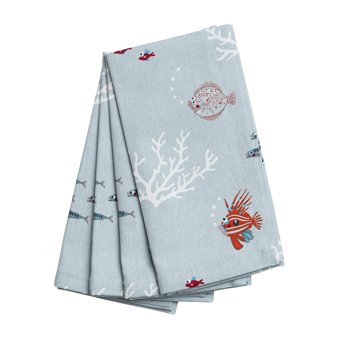 What a Catch! Napkins - Set of 4