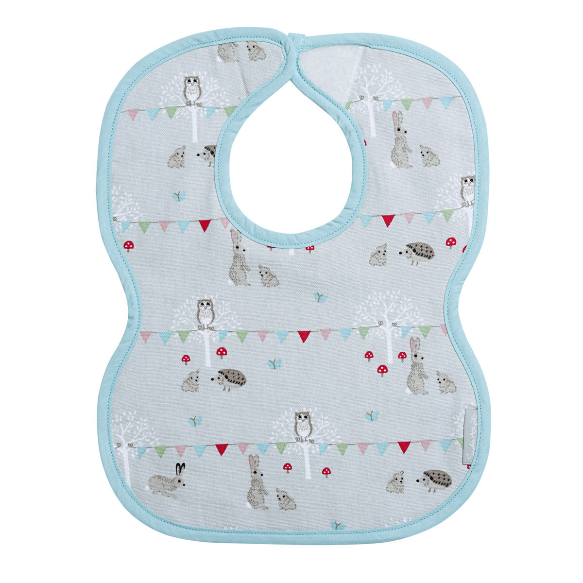 Woodland Party Bib