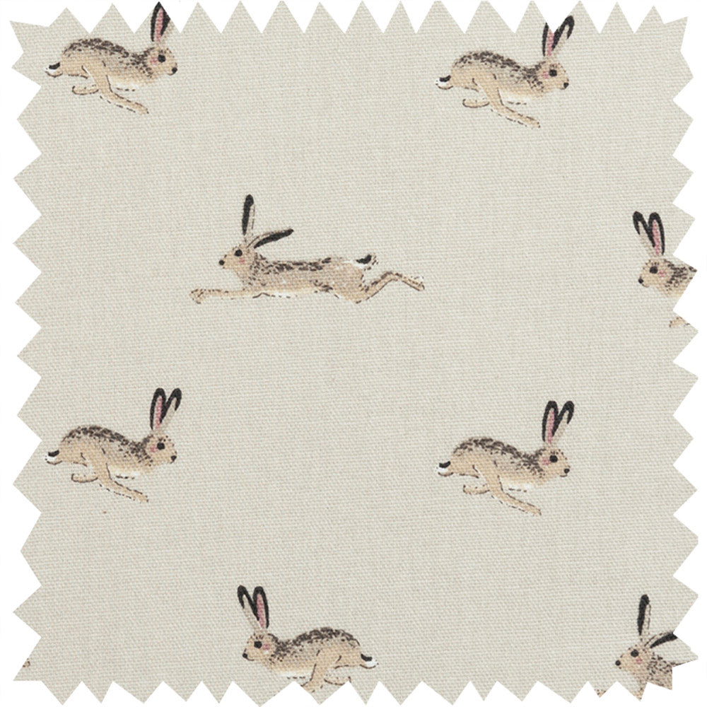 Hare Fabric by the Metre