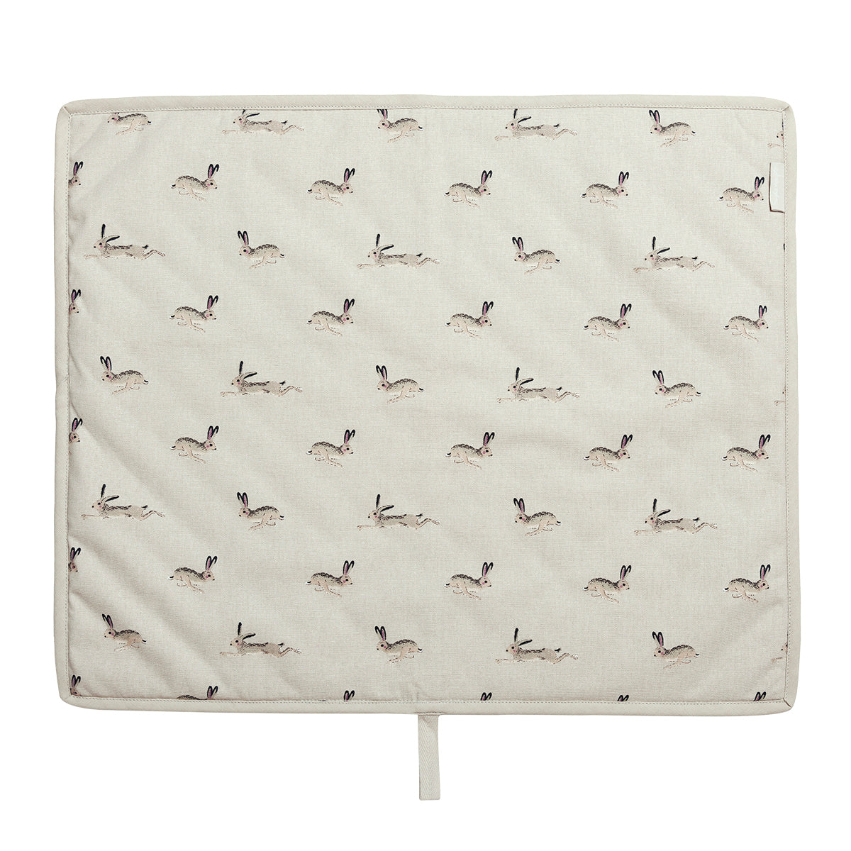 Hare Rectangular Hob Cover for Everhot by Sophie Allport