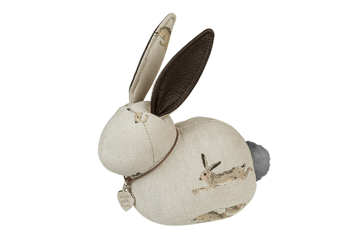 Hare Desk Buddy Paperweight