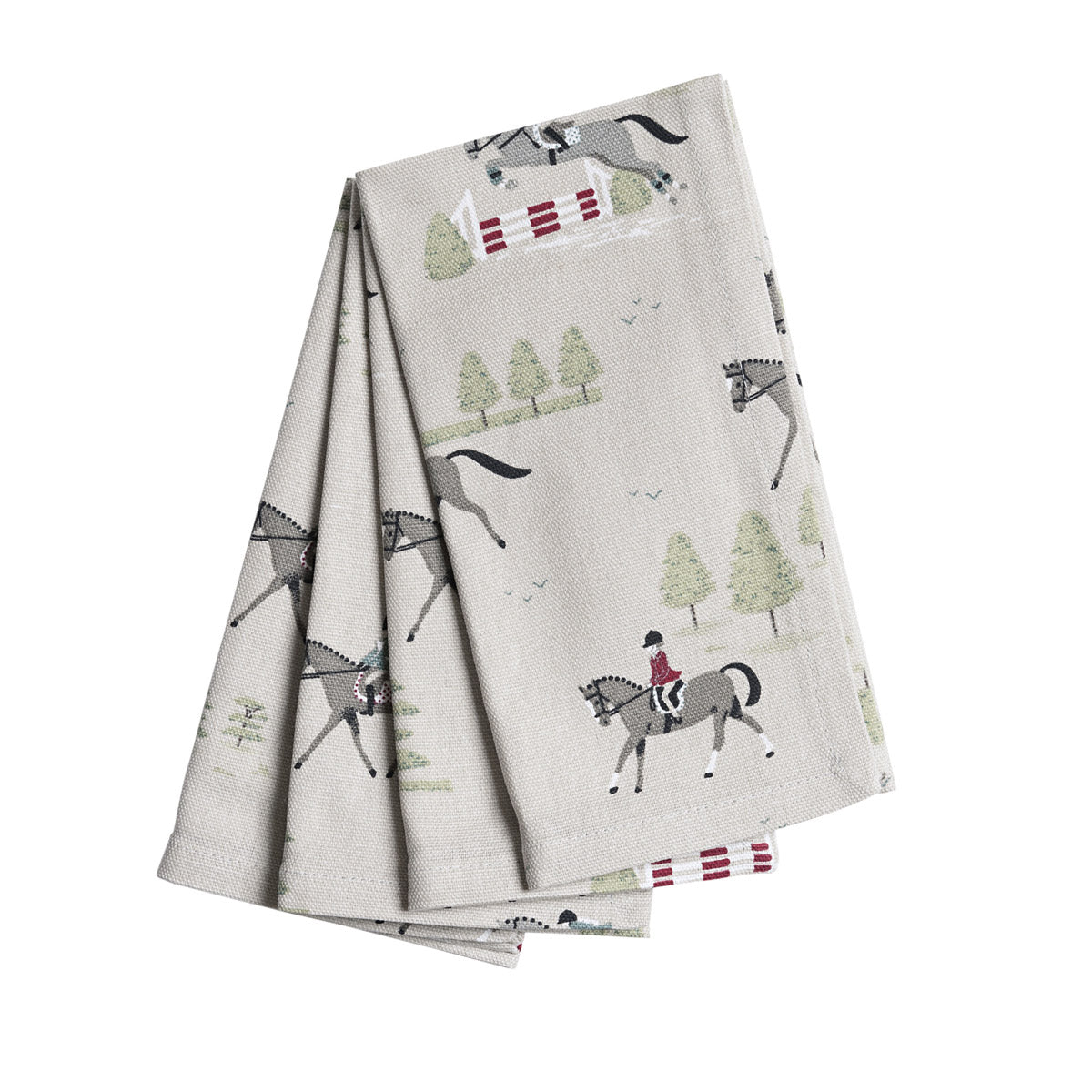 Horses Napkins - Set of 4