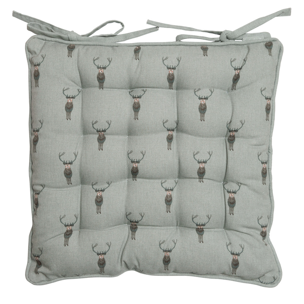 Highland Stag Chair Pad