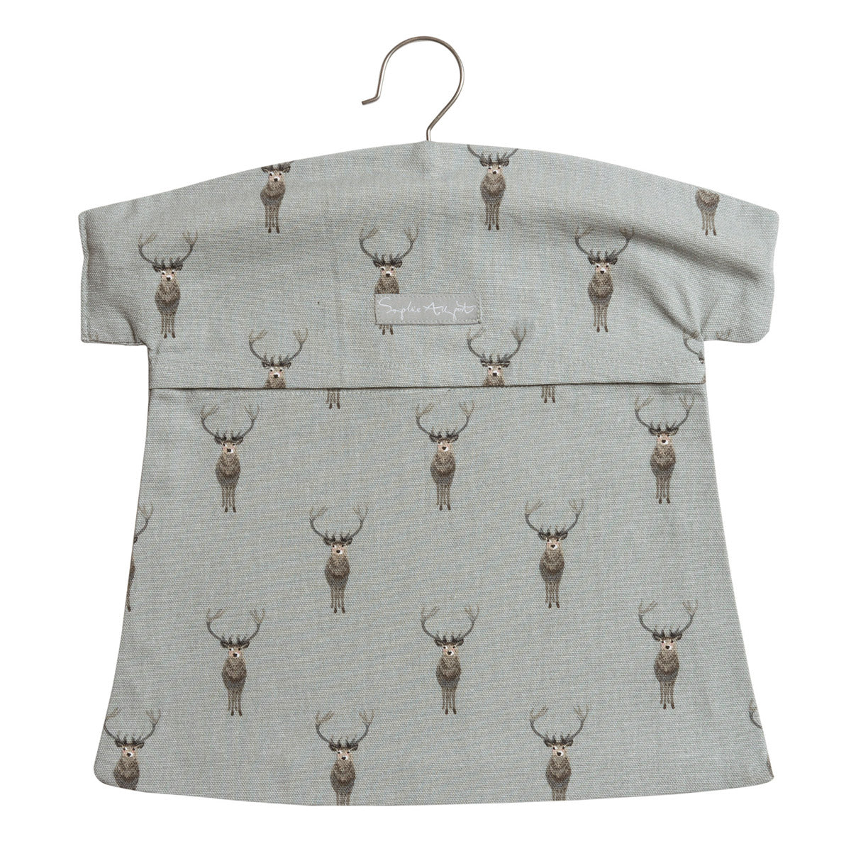 Highland Stag Peg Bag